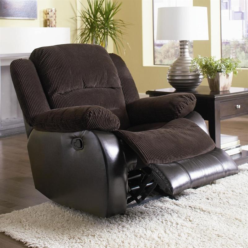 johanna chocolate corduroy 2 piece reclining sofa, loveseat set