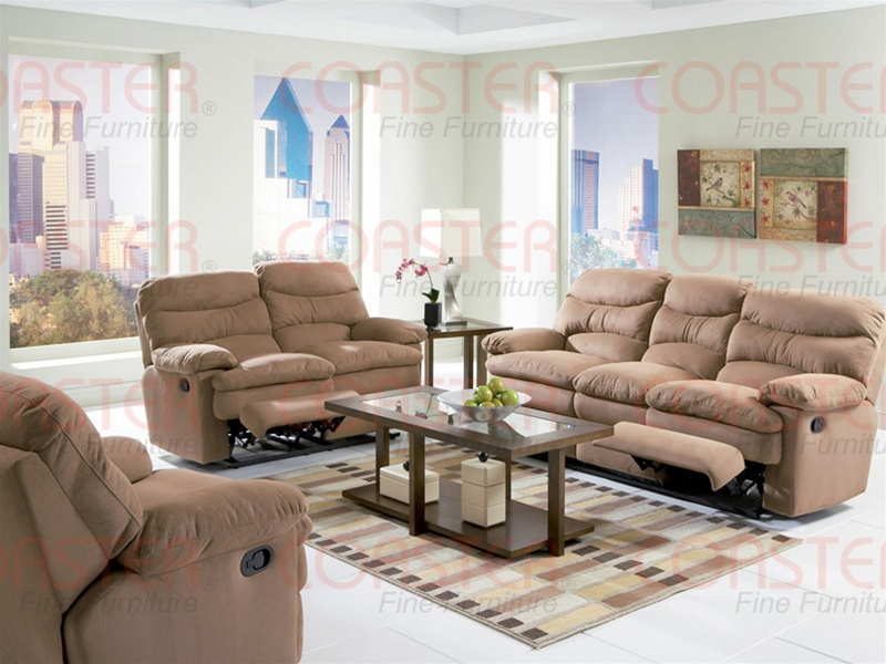 Harmon Dual Reclining Sofa in Mocha Brown Microfiber by Coaster - 600461 & Harmon Dual Reclining Sofa in Mocha Brown Microfiber by Coaster ... islam-shia.org