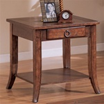 Slate End Table by Coaster - 700257
