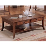 Slate Coffee Table by Coaster - 700258