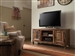 60 Inch TV Stand in Reclaimed Wood Finish by Coaster - 700303