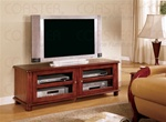 Light Walnut TV Stand by Coaster - 700609