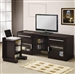 Connect-It 59 Inch TV Console in Cappuccino Finish by Coaster - 700674