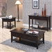 Whitehall Coffee Table in Cappuccino Finish by Coaster - 700968