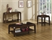 Coffee Table in Dark Oak Finish by Coaster - 703178