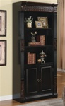 Nicolas Home Office Single Bookcase in Two Tone Finish by Coaster - 800923