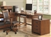 Maclay Computer Desk in Red Brown Finish by Coaster - 801201