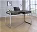 Writing Desk in Weathered Grey Finish by Coaster - 801221
