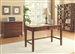 Talitha 3 Piece Home Office Set in Rich Bourbon Finish by Coaster - 801711-S