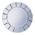 Sun Design Accent Mirror by Coaster - 8637