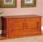 Cedar Chest in Golden Finish by Coaster - 900014