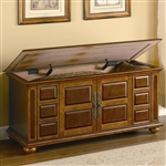 Cedar Chest in Warm Brown Finish by Coaster - 900062