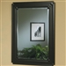 Black Frame Accent Mirror by Coaster - 900685