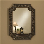 Traditional Accent Mirror in Bronze Finish by Coaster - 901711