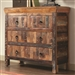 Accent Cabinet in Reclaimed Wood Finish by Coaster - 950366