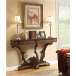 Console Table in Brown Finish by Coaster - 950585