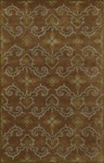 NEW ZEALAND WOOL 8' x 11' CASUAL RUG by Coaster - PR1039L
