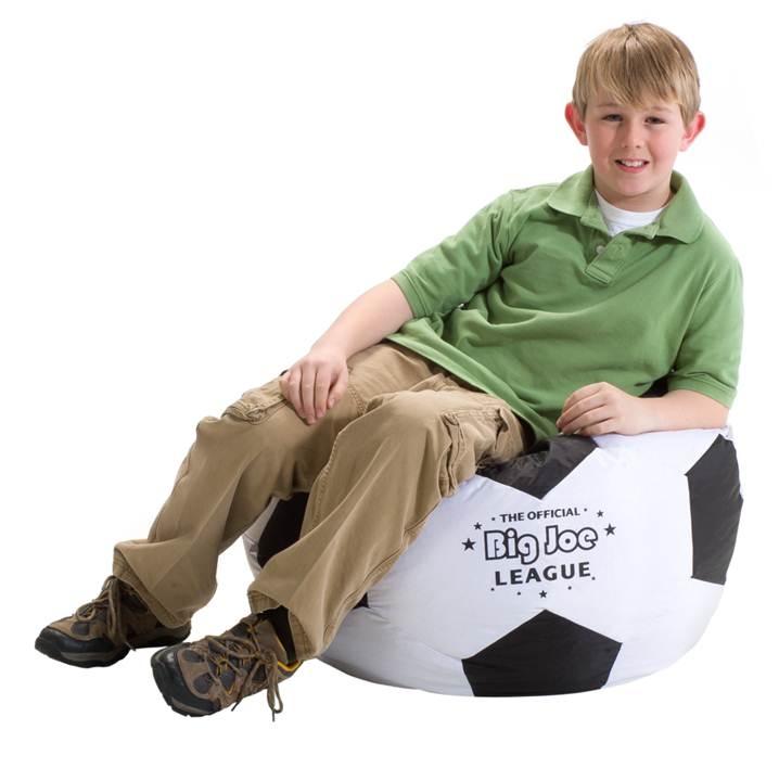 Big Joe Soccer Bean Bag By Comfort Research