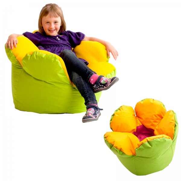 Big Joe Flower Bean Bag By Comfort Research 0651174