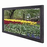"Ez-Frame Series Fixed Frame Projection Screen 41x73 (84"" diagonal)"