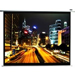 "Spectrum Electric Projection Screen 78"" x 84"" - Matte White - 100"" Diagonal"