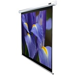 "VMAX2 Electric Projection Screen 49"" x 87""- White Casing - Matte White - 100"" Diagonal"