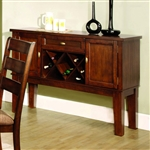 Priscilla I Server by Furniture of America - FOA-CM3111SV