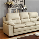 Parma Sofa in Ivory by Furniture of America - FOA-CM6324IV-SF