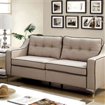 Glenda Love Seat by Furniture of America - FOA-CM6850-LV