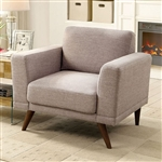 Janie Chair in Gray by Furniture of America - FOA-CM6977GY-CH