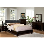 Villa Park Bed by Furniture of America - FOA-CM7007-B
