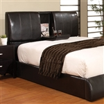 Webster Bed by Furniture of America - FOA-CM7027-B