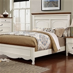 Galesburg Bed by Furniture of America - FOA-CM7040-B