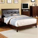 Enrico I Bed by Furniture of America - FOA-CM7068-B
