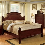 Gabrielle II Bed by Furniture of America - FOA-CM7083-B
