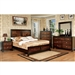Patra 6 Piece Bedroom Set by Furniture of America - FOA-CM7152