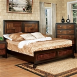 Patra Bed by Furniture of America - FOA-CM7152-B