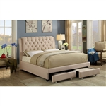 Graffias Bed by Furniture of America - FOA-CM7153-B