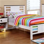 Meredith Bed by Furniture of America - FOA-CM7191-B