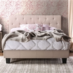 Leeroy Bed by Furniture of America - FOA-CM7200IV-B