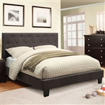 Leeroy Bed by Furniture of America - FOA-CM7200LB-B