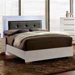 Clementine Bed by Furniture of America - FOA-CM7201-B