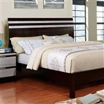 Euclid Bed by Furniture of America - FOA-CM7205-B