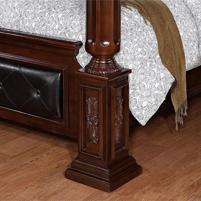 Mandalay 6 Piece Bedroom Set By Furniture Of America Foa Cm7271