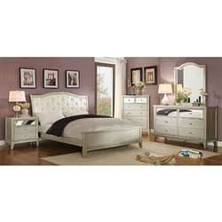 Adeline 6 Piece Bedroom Set by Furniture of America - FOA-CM7282