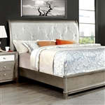 Bryant Bed by Furniture of America - FOA-CM7288SV-B