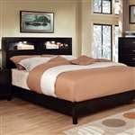 Gerico I Bed by Furniture of America - FOA-CM7290EX-B