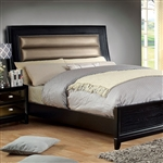 Golva Bed by Furniture of America - FOA-CM7295-B