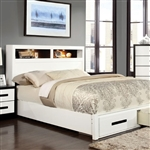 Rutger Bed by Furniture of America - FOA-CM7298-B