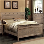 Loxley Bed by Furniture of America - FOA-CM7351-B
